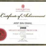 Caliph Unit Trust Agency-millionringgit-producer-08-arif