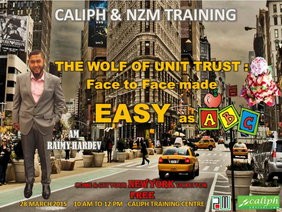 Caliph & NZM Training at Caliph Training Centre on 28 March 2015