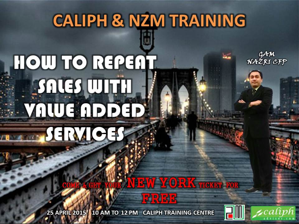 Caliph & NZM Training at Caliph Training Centre on 25 April 2015
