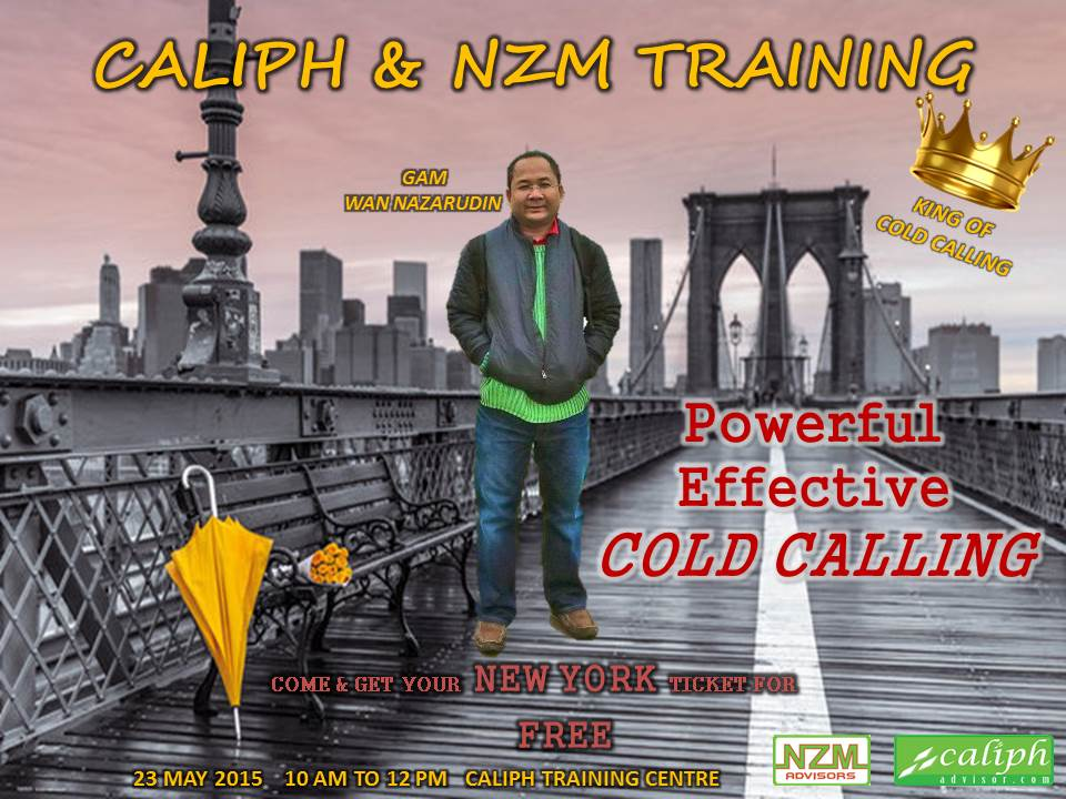 Caliph & NZM Training on 23 May 2015 at Caliph Training Centre